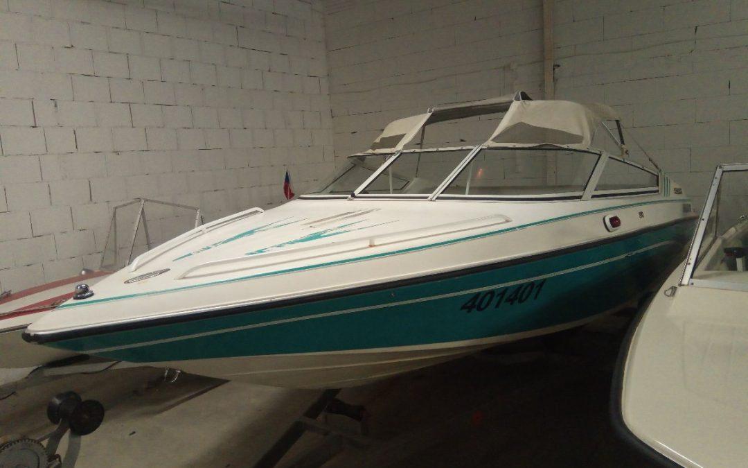 Motorový člun Aquatron 190